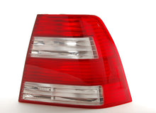 Load image into Gallery viewer, Calavera derecha rojo con blanco Jetta 4 2004-2007