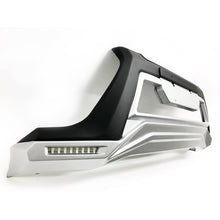 Load image into Gallery viewer, Defensa delantera bumper guard con leds Frontier NP300 2016-2019