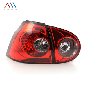 Calaveras led rojas Golf 2007-2010