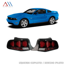Load image into Gallery viewer, Calaveras led secuenc. Mustang 2010-2014