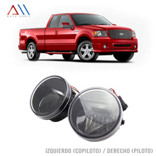 Load image into Gallery viewer, Faros niebla con leds F150  Lobo 2008-2014