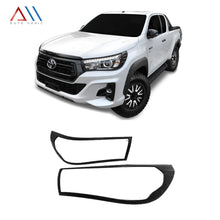 Load image into Gallery viewer, MARCOS DE FAROS PARA HILUX 2016 /2017 /2018 /2019