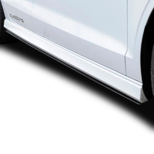 Estribos Laterales Audi A3 S3  Rs3 2012-2020