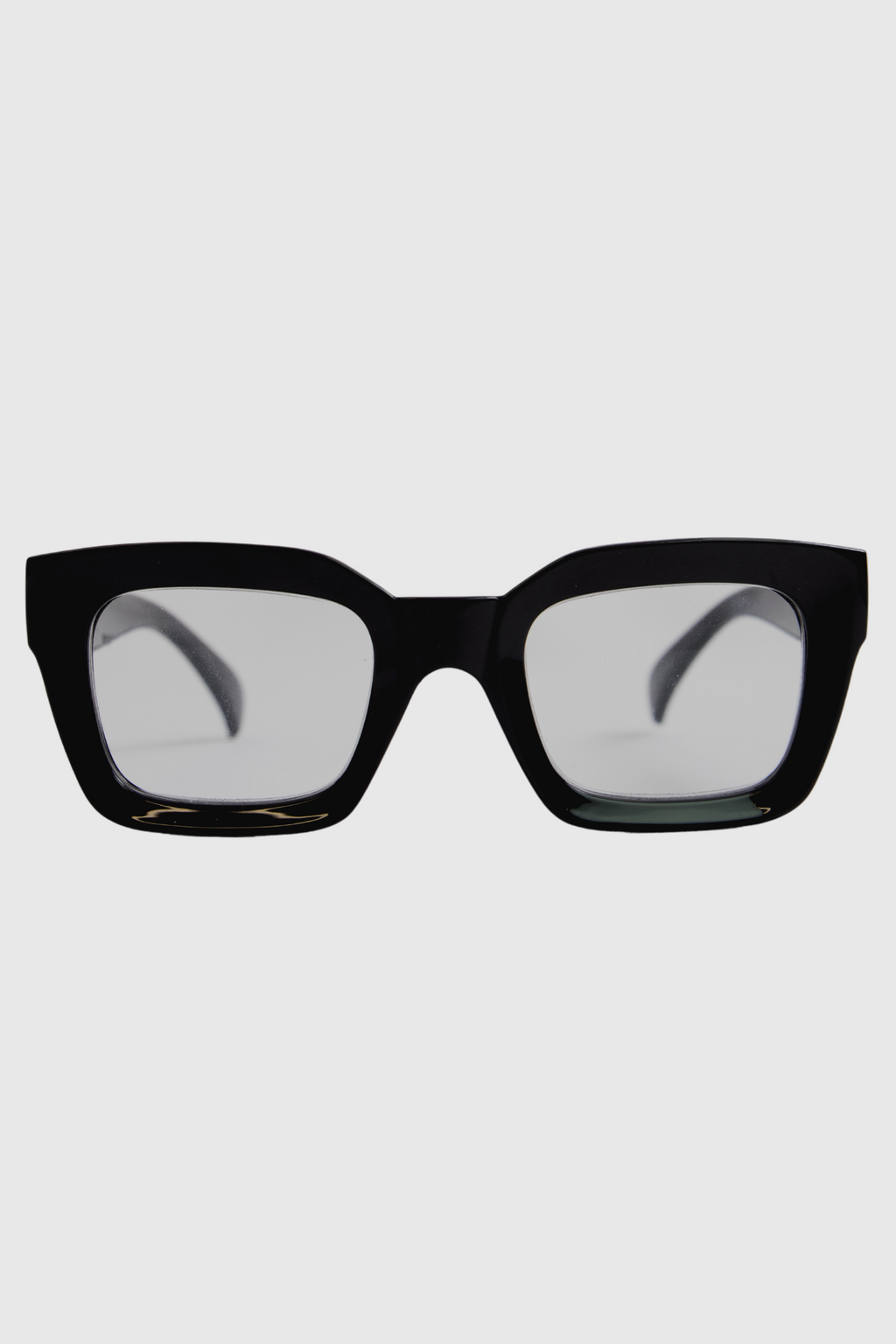 Rectangular Black Readers (BSR1006)-READERS-BaySky
