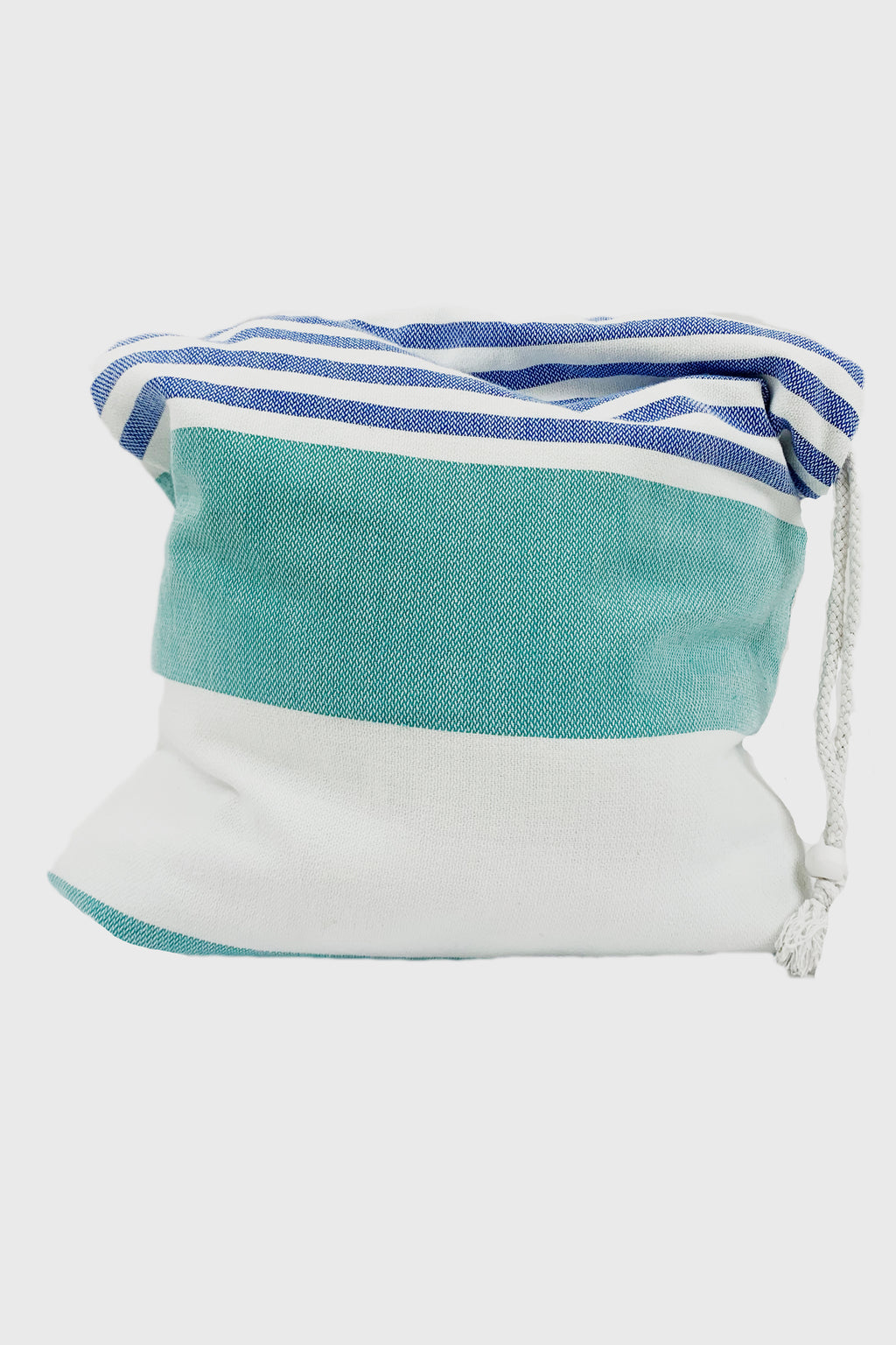2-in-1 Cotton Bag and Blanket (QVSDHS19056)-BEACHBAGS-BaySky