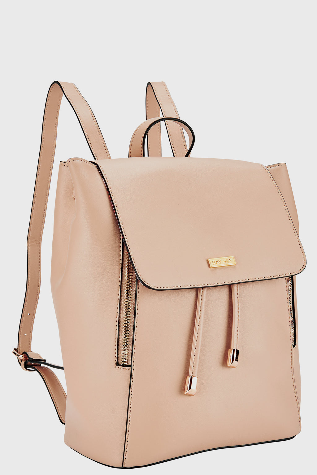 Blush Mini Backpack (BSB3558)-BACKPACK-BaySky