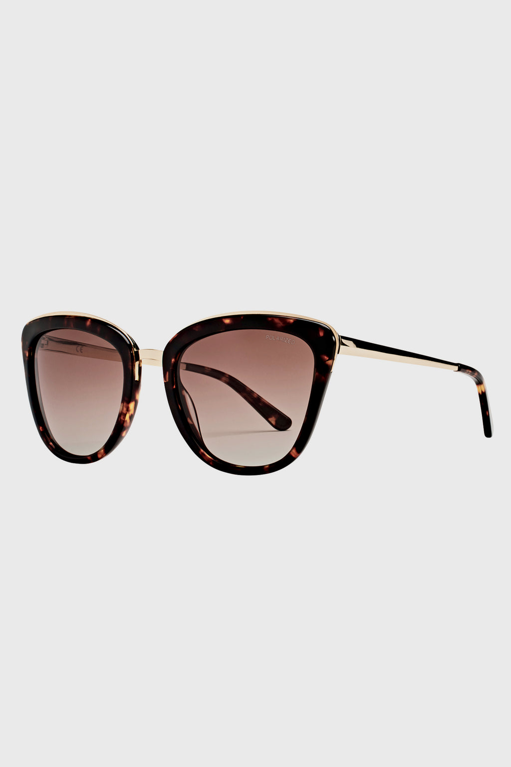 Women's Cat Eye with Exposed Frame Sunglasses(BSG1066)-SUNGLASSES-BaySky