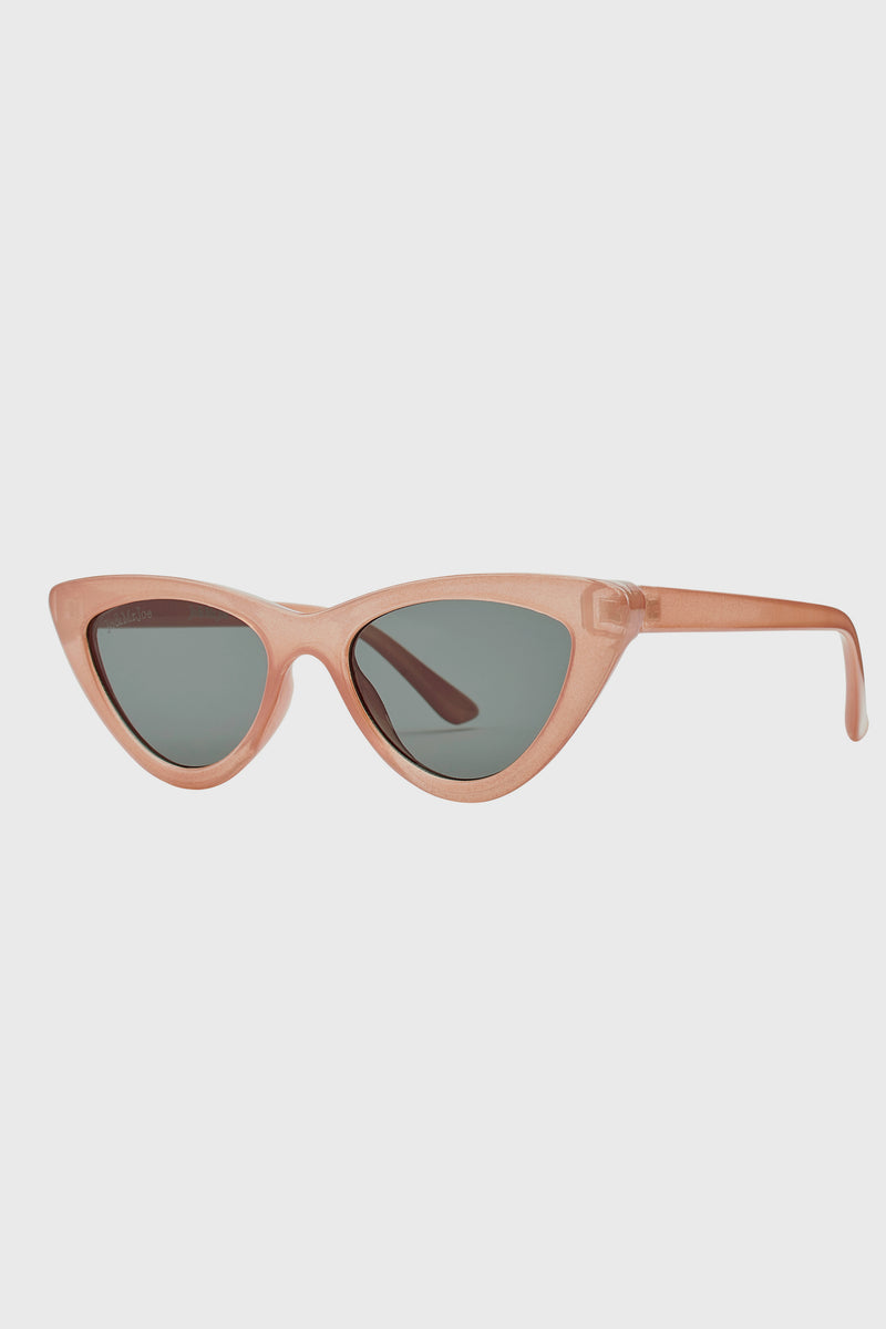 Nude Cat Eye Sunglasses (BSG1081)-SUNGLASSES-BaySky