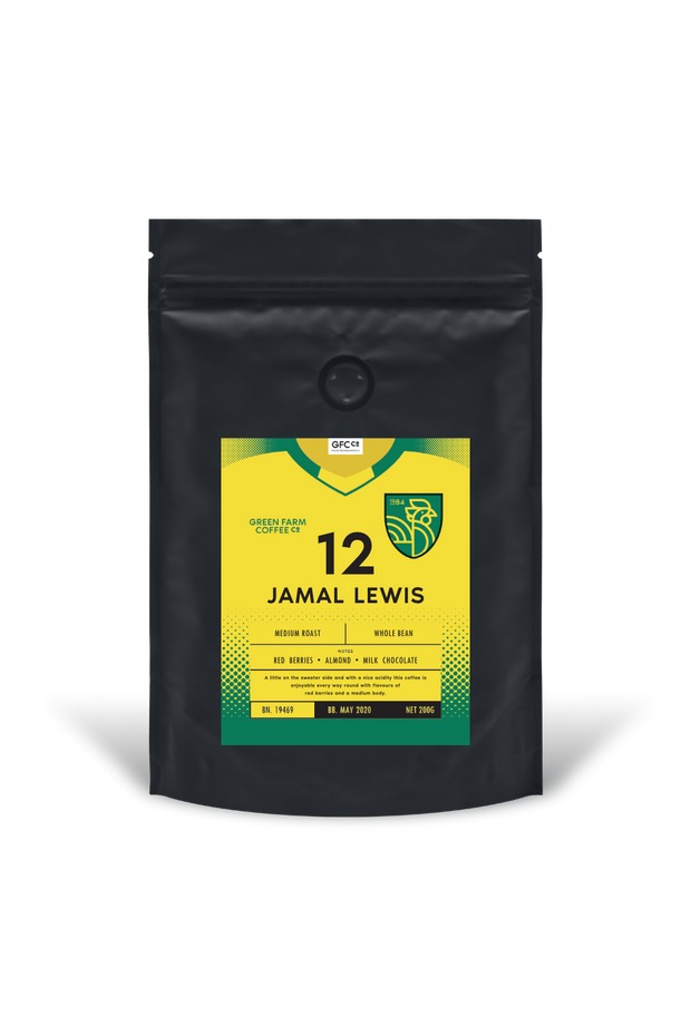 No.12 Jamal Lewis Coffee