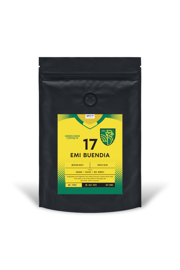 No.17 Emi Buendia Coffee