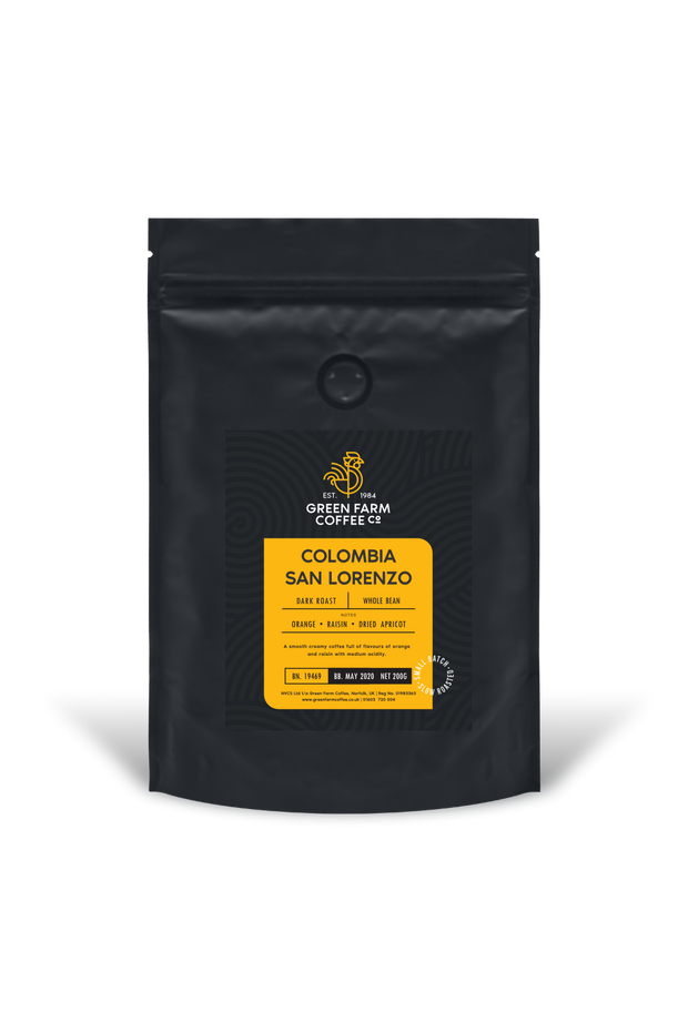 Colombia San Lorenzo Coffee