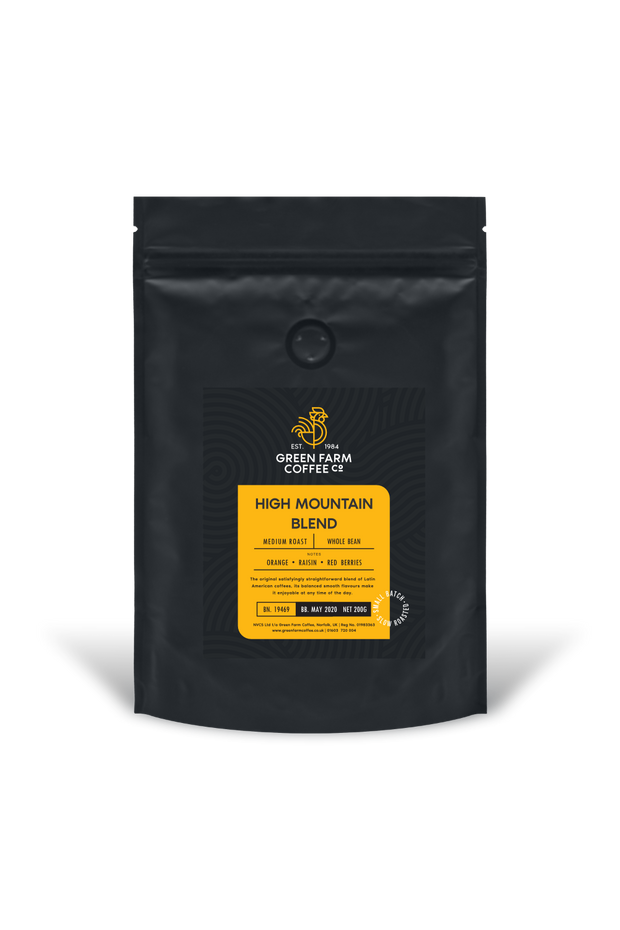 High Mountain Blend Coffee