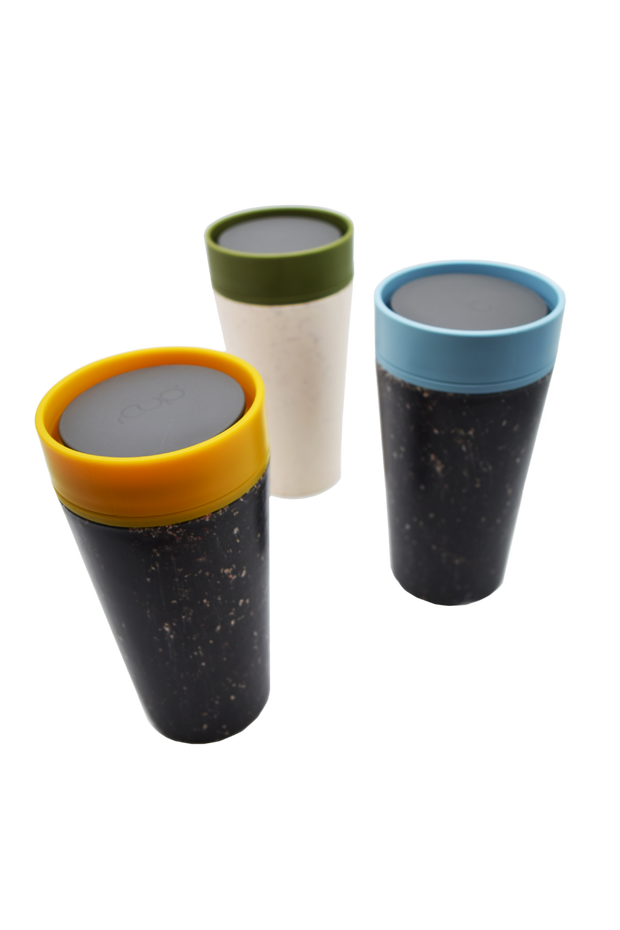 rCUP Recycled Coffee Cup