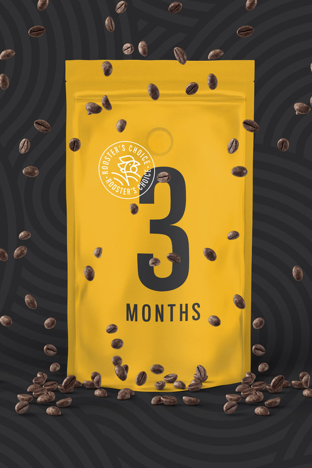 3 Month Gift Coffee Subscription