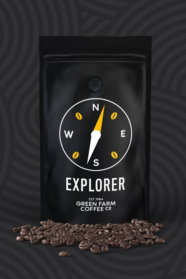 Explorer Pack Coffee Subscription