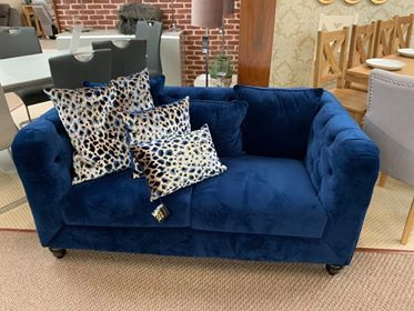 Easkey Blue Sofas