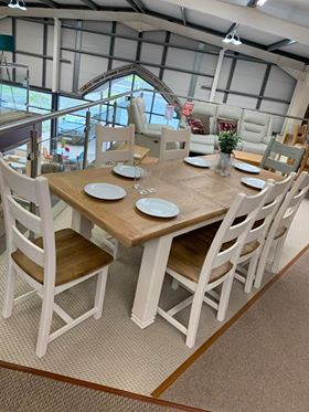 Cashel Dining Table