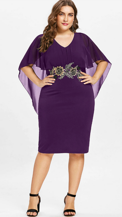 Women Dresses Plus Size