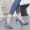 Women's Color Pumps