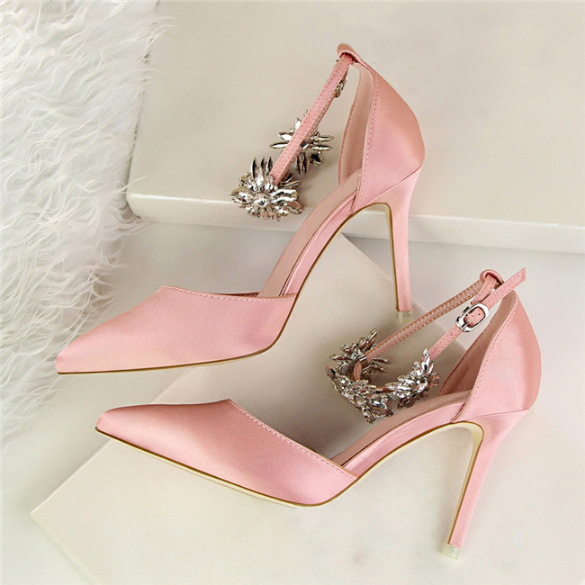 Women Wedding Shoes⎟Krystel's Boutique