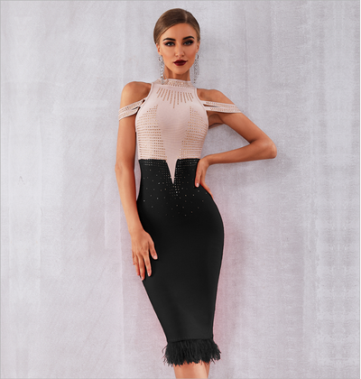 New Summer Bandage Dress⎟ Krystel's Boutique