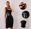 Black Bandage Dresses⎟Krystel's Boutique
