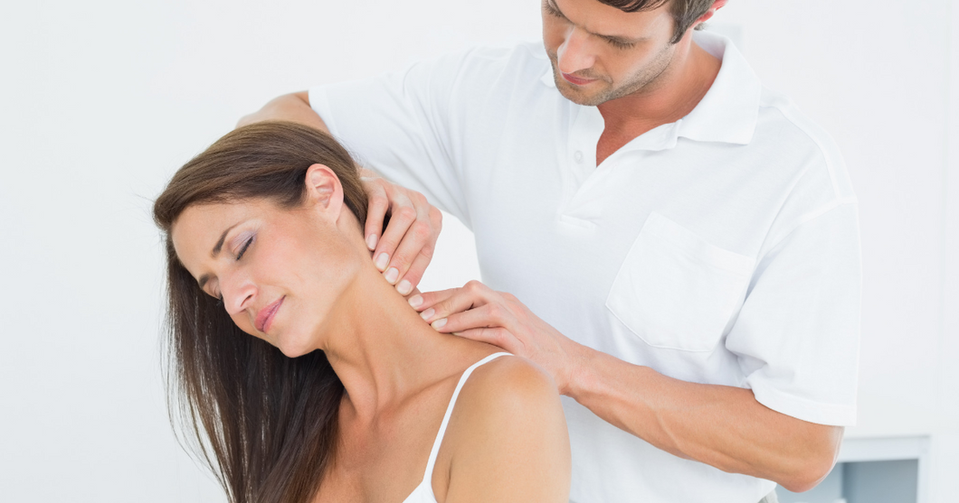 Back, Neck, Shoulder Massage