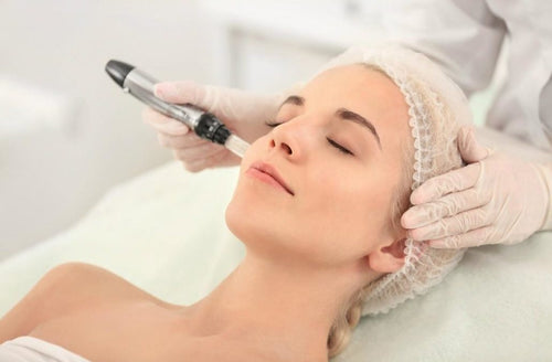 Skin Needling Certificate Level 4
