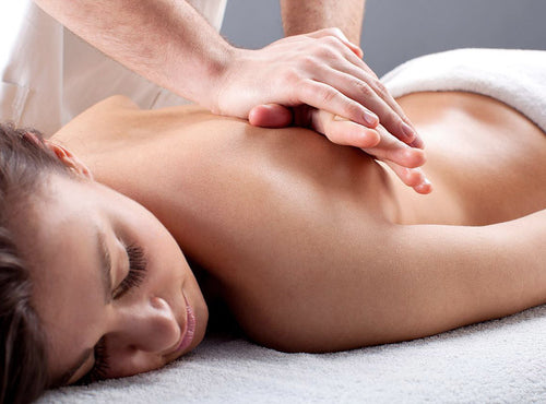 Swedish Massage Certificate Level 3