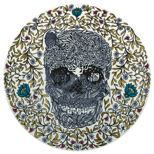 Hedgerow Skull (Light)