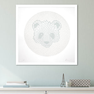 White Diamond Polar Bear