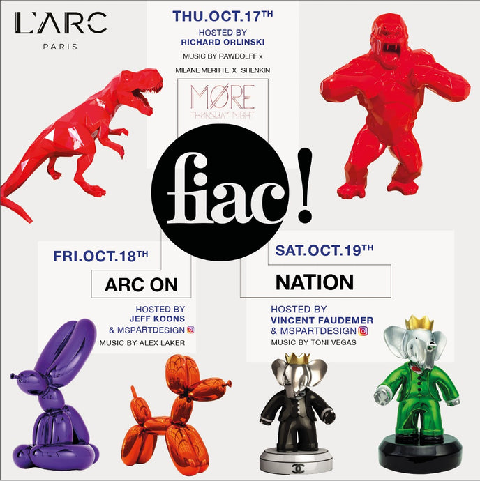 Fiac ! à L'ARC Paris