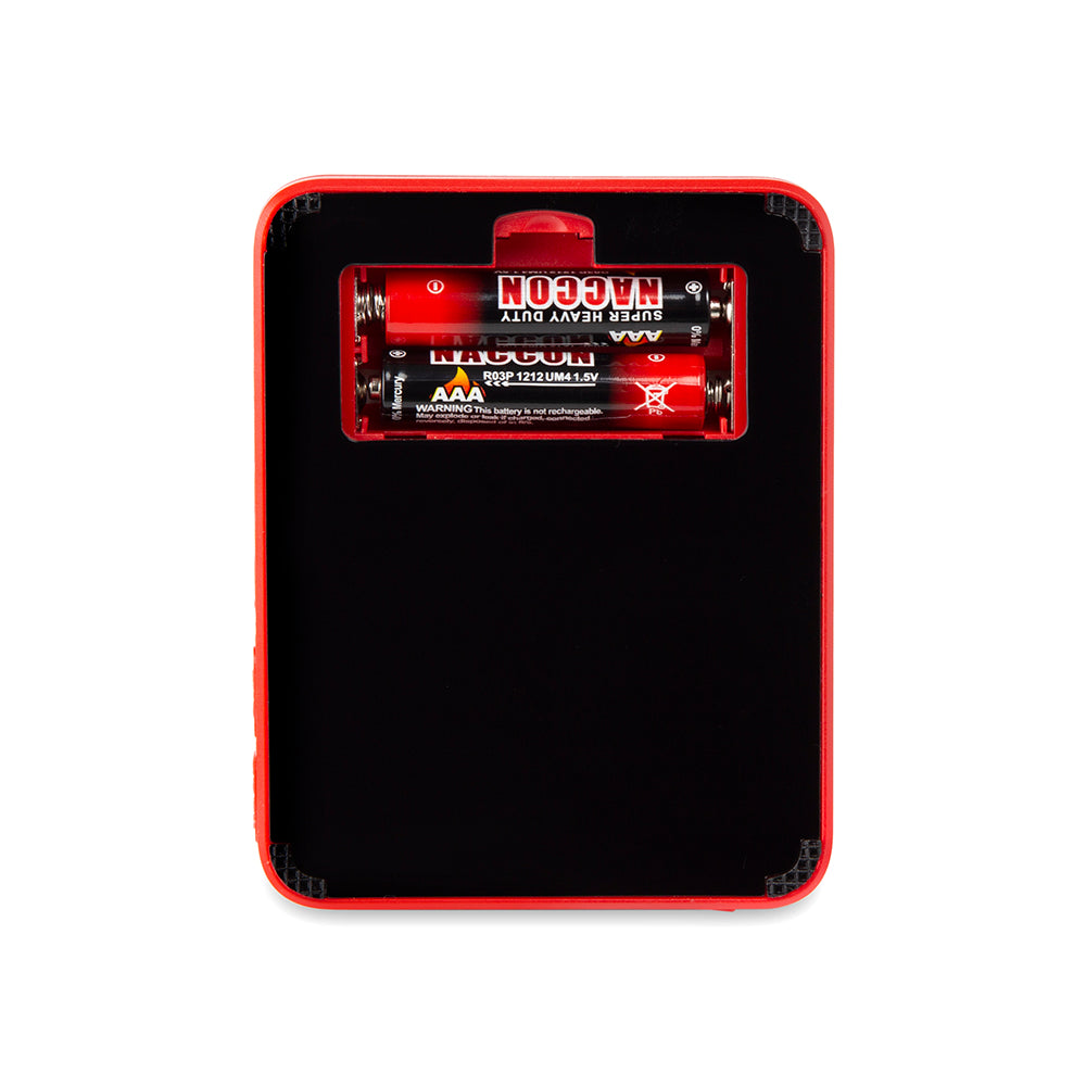 Truweigh Storm Mini Scale 200G X 0.01G / Red