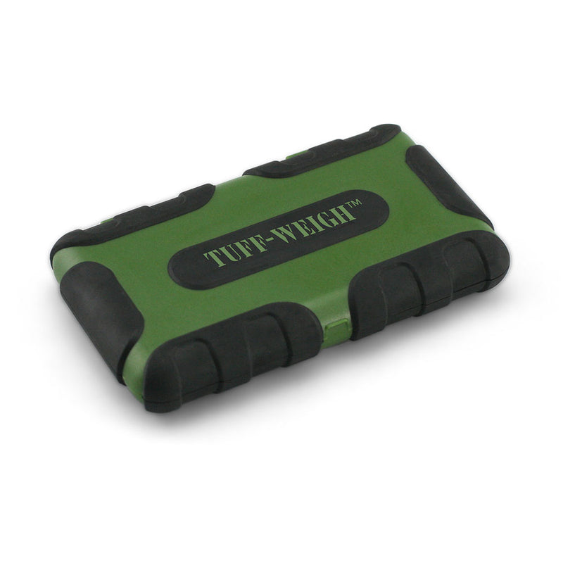 Truweigh Tuff-Weigh 100G X 0.01G - Black / Green