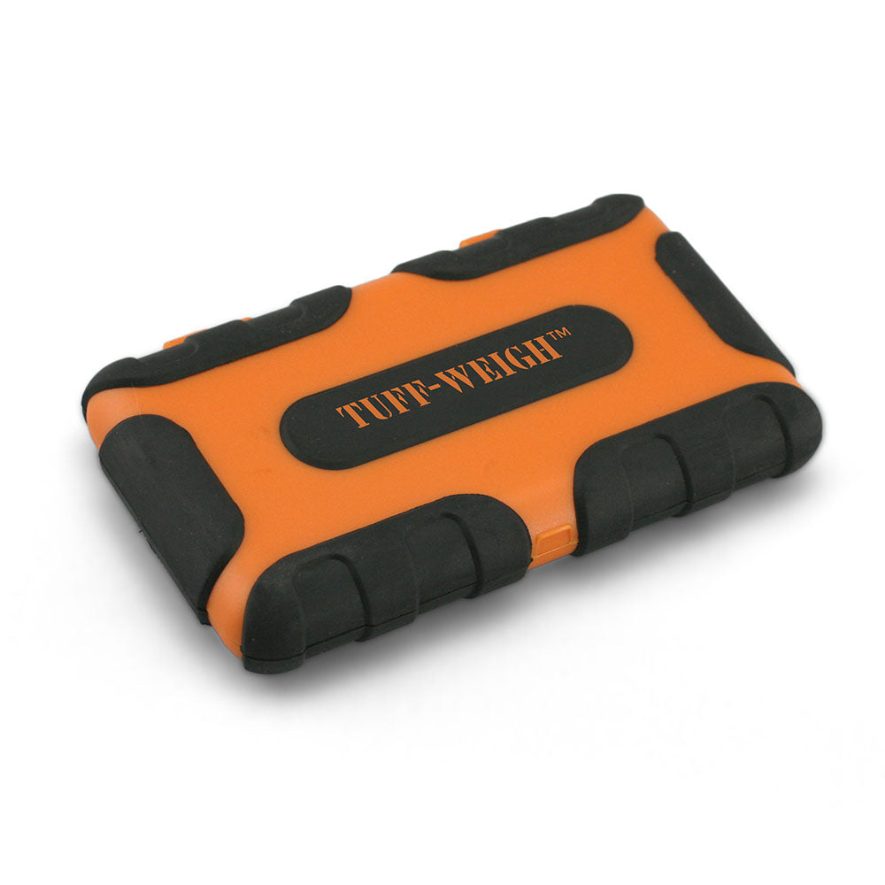 Truweigh Tuff-Weigh 100G X 0.01G - Black / Orange
