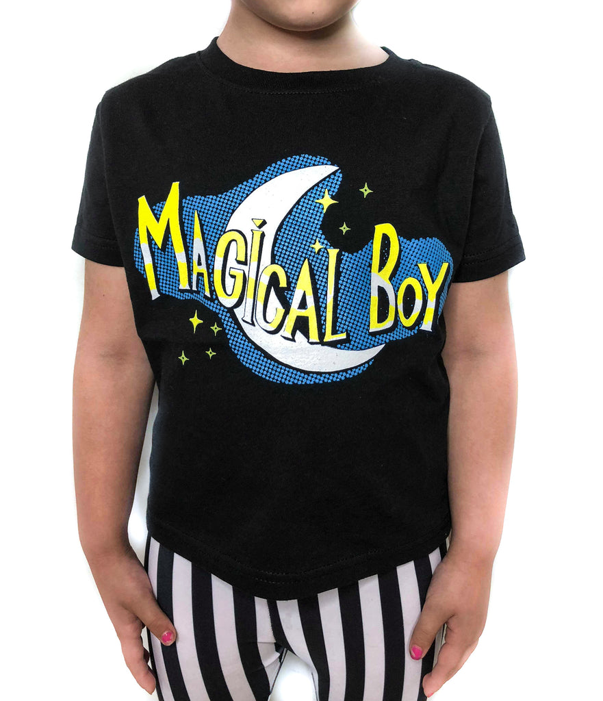 Magical Boy Black Tee