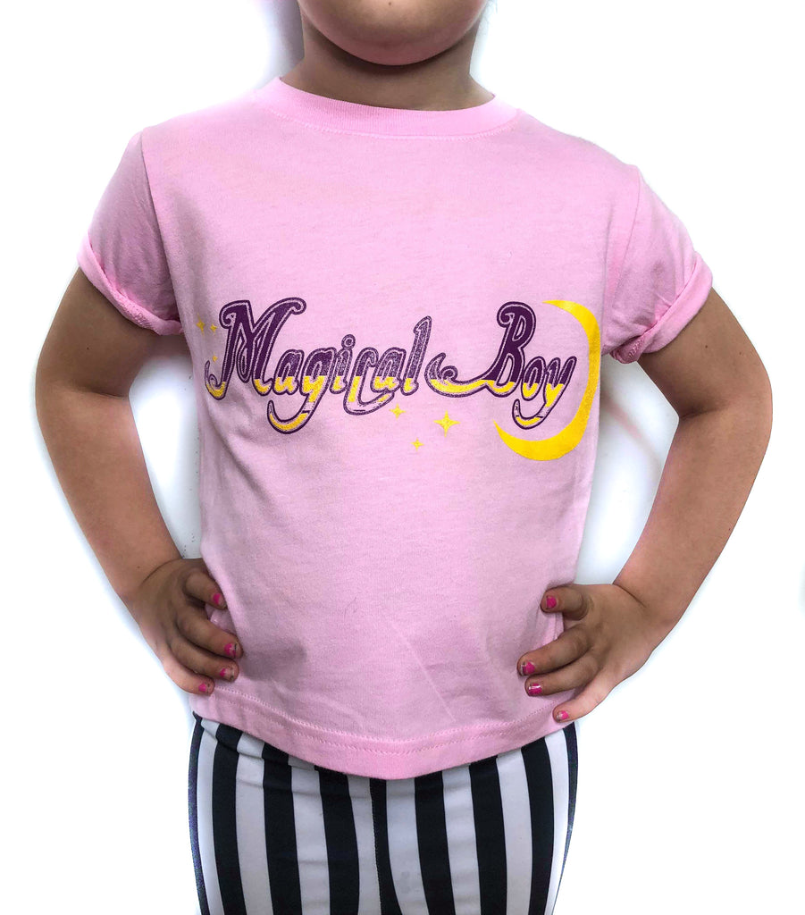 Magical Boy Pink Tee