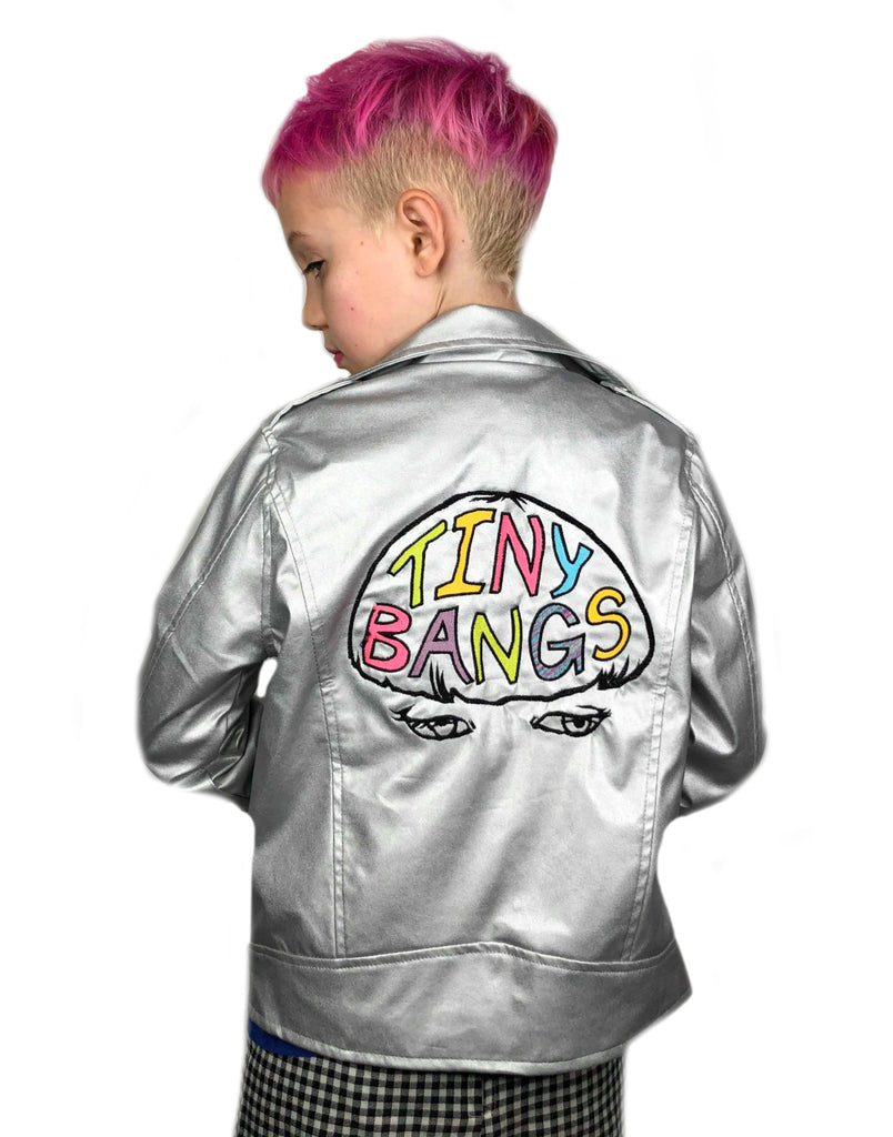 Limited Edition Tiny Bangs Moto