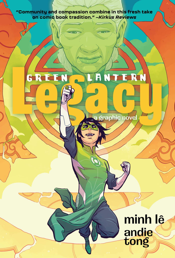 Green Lantern: Legacy Graphic Novel