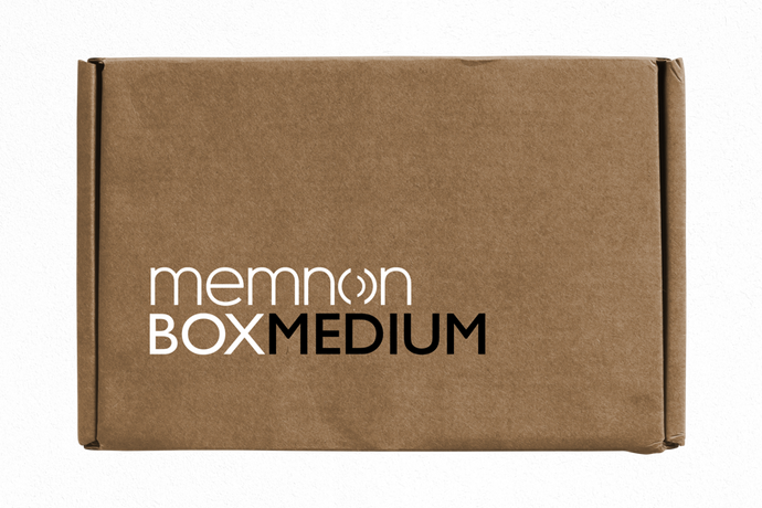 MemnonBOX Medium (Data & Optical Media, up to 50 items)