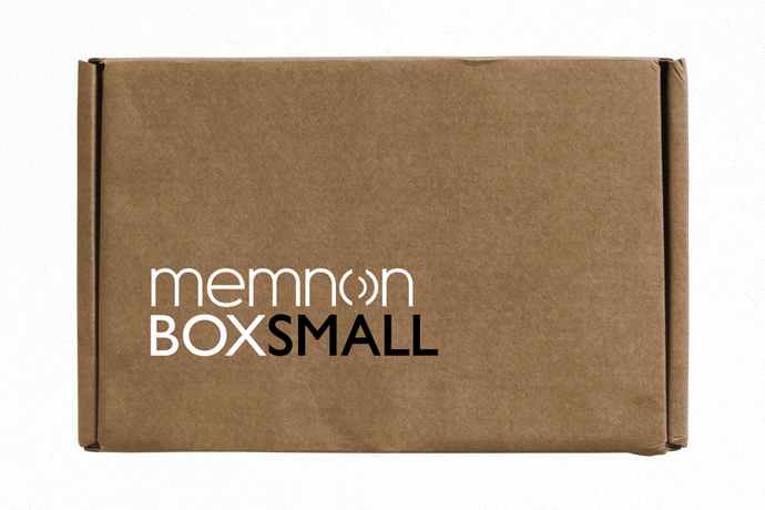 MemnonBOX Small (Data & Optical Media, up to 25 items)