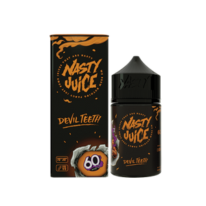 Nasty Juice - Devil Teeth 50ml Shortfill-50ml Shortfill-Vape Lords Kingston