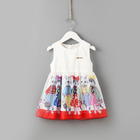 Baby Toddler Girl Limited Edition Elegant Boutique Dress for Parties