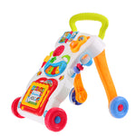 Endless Fun With Musical Walker Toy Prevent O-Type Leg