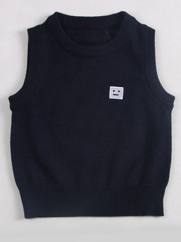 Babies Toddlers Boys Sleeveless Jersey Pullover