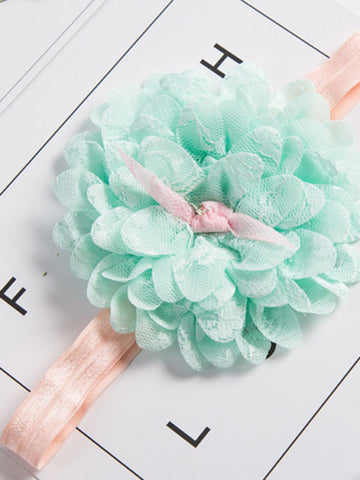 Big Flower Party Headband