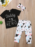 Infant Girl Homewear Set