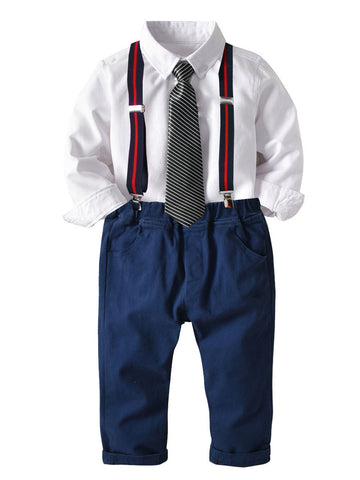 Toddler Boy Party Suit