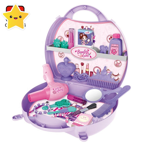 Pretend Makeup Set Toy For Girls - A Gift to Your Girl