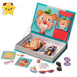 Develop Intelligence & Creativity With 3D Magnetic Face Puzzle